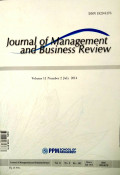 Journal of Management and Business Review Vol 11 No.2