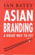 Asian Branding : a Great Way to Fly