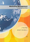 Marketing management : Knowledge and skills