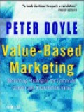Value-based marketing : marketing strategies for corporate growth and shareholder value