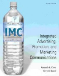 Image of Integrated advertising, promotion, and marketing communications