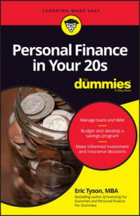 Image of Personal Finance in Your 20s For Dummies