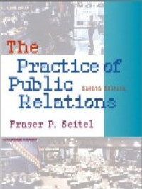 Image of The Practice of public relations